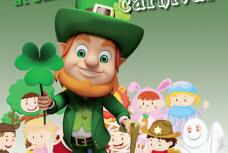 22 mars St Patrick et Carnaval