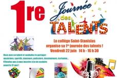 Collège : 1ère journée des talents