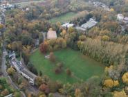 Survolez le parc de Saint-Stanislas !