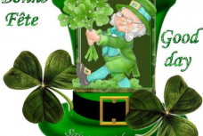 Saint -Stan fête la Saint - Patrick